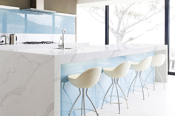 quartz stone fabricator for kitchen