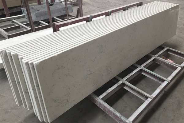 Cut to size quartz top engineering