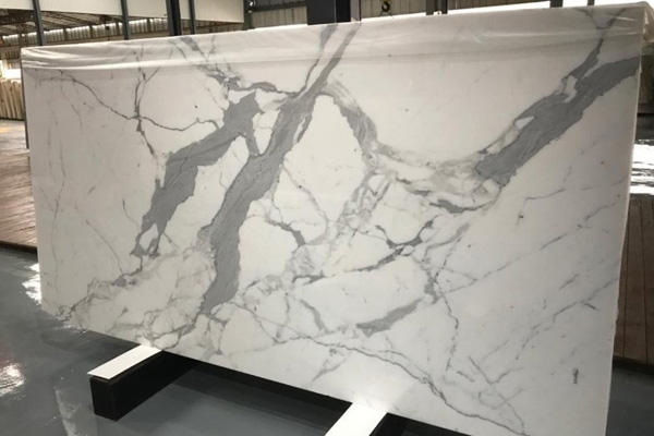 Calacatta natural marble cost