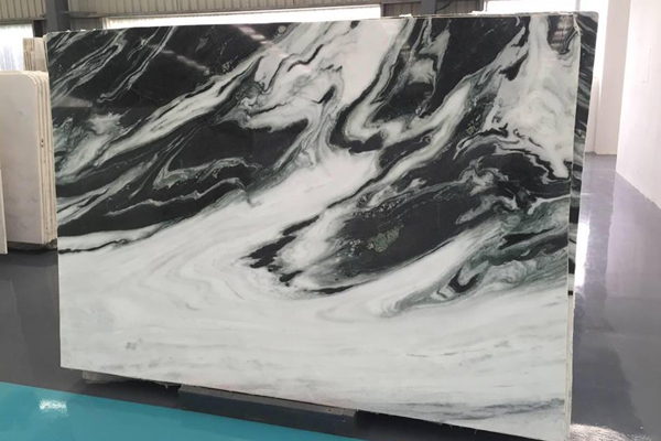 white black china marble panel cost