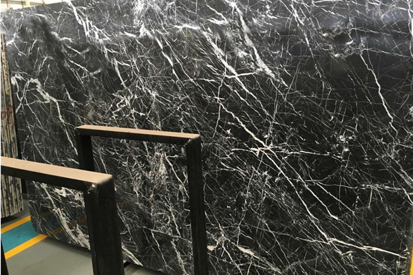 more white vein natural marble marquina
