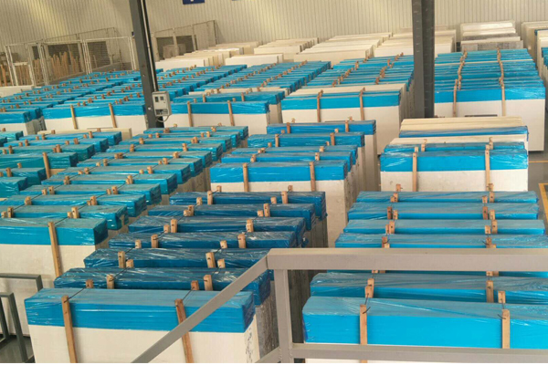 marble slab warehouse for export