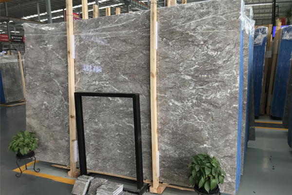 interior decoration tiles grey marble