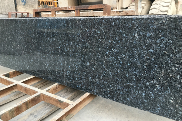 top quality blue pearl granite stone