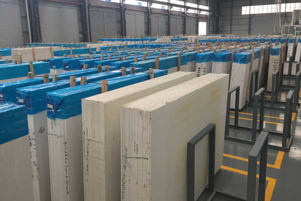 engineered marble slabs