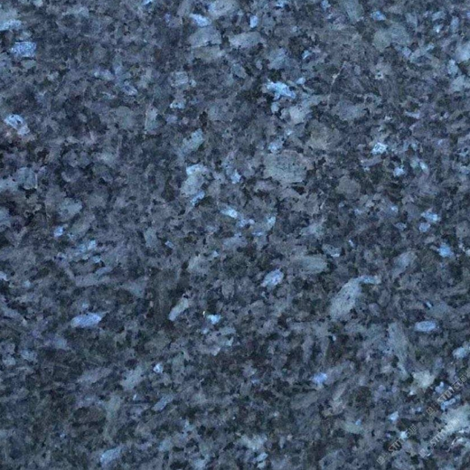 Blue Pearl natural granite countertop